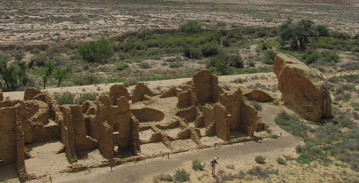 Picture of Chaco Canyon