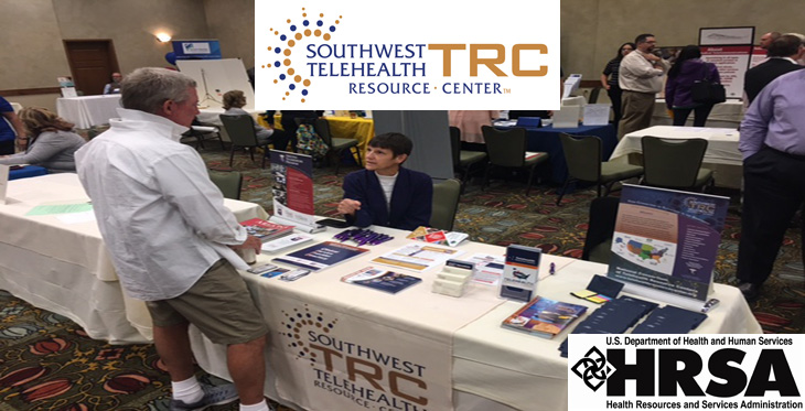 Image from SWTRC Booth