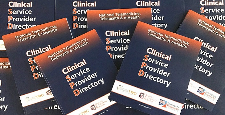 Image of the ATP's printed Service Provider Directories